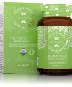 True Veda Organic Amla Capsules