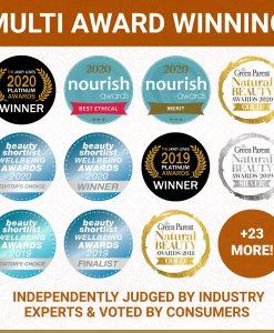 True Veda Organic Ashwagandha Awards