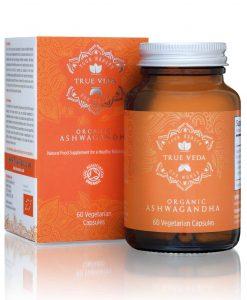 True Veda Organic Ashwagandha