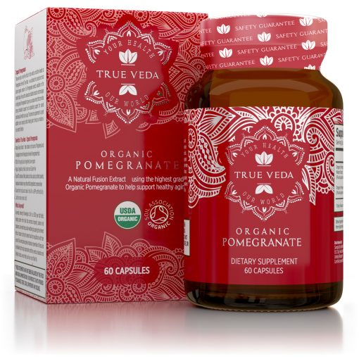 True Veda Organic Pomegranate Extract