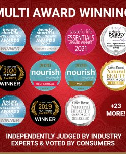 True Veda Organic Pomegranate Extract Awards