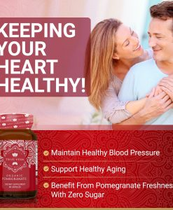 True Veda Organic Pomegranate Extract Features