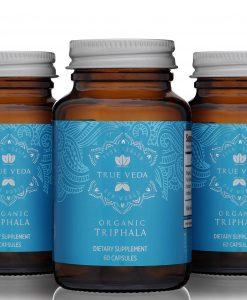 Organic Triphala 3 Bottles