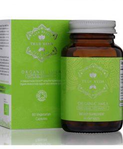 Organic Amla Capsules 12 Months