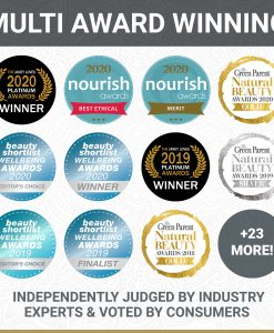 True Veda Activated Charcoal Awards